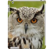Owl Portrait iPad Case/Skin