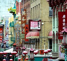 Chinatown - San Francisco by Federica Gentile