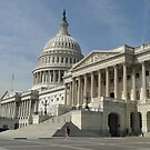 The Capitol Building by AH64D