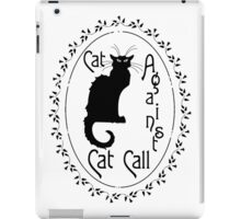 Feminist Cat iPad Case/Skin