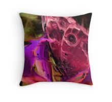 heart ase Throw Pillow