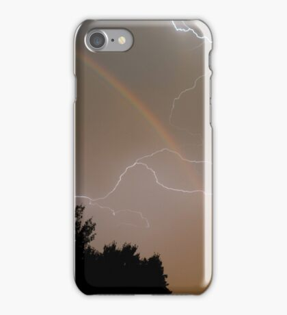 Morning Storm iPhone Case/Skin