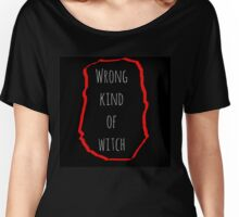 Wrong Witch Women's Relaxed Fit T-Shirt