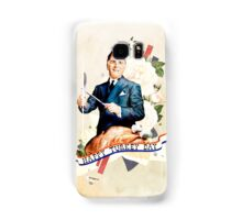 Happy Turkey Day Samsung Galaxy Case/Skin