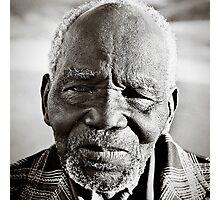 Elder from Chobela Photographic Print