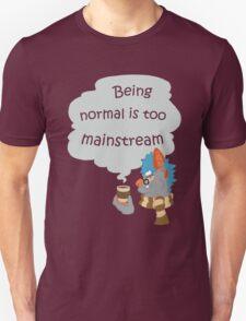 Hipster Bat T-Shirt