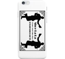 Shoe La La - Phone, Stickers iPhone Case/Skin