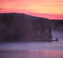 Misty Morning by Eva Kato