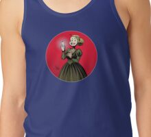 Courie Round Design 3 Tank Top