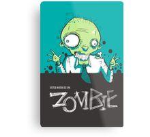 Y-zombie Metal Print