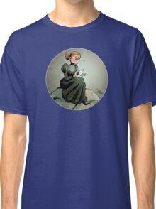Curie Round Design 02 Classic T-Shirt