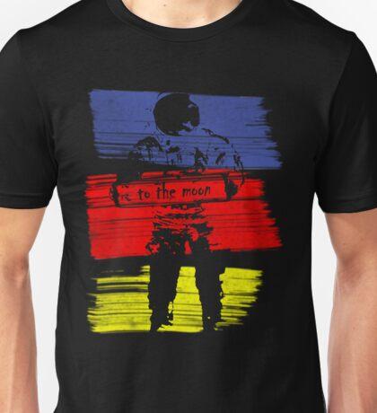 astro stripe Unisex T-Shirt