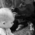 Kisses by Melissa Pinard