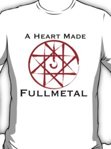 Made Fullmetal T-Shirt