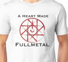 Made Fullmetal Unisex T-Shirt