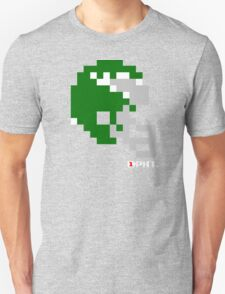 Tecmo Bowl - Philadelphia Eagles - 8-bit - Mini Helmet shirt Unisex T-Shirt