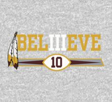 "VICT Washington ""Beliiieve #10"" Kids Clothes"