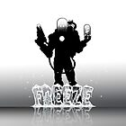 Mr Freeze Case by dee9922