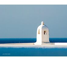 Grecian Morning Photographic Print