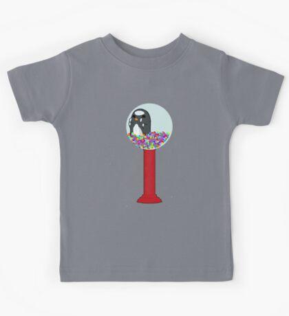 Penguin Machine Kids Tee