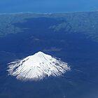 Mt. Taranaki.......New Zealand. by Roy  Massicks