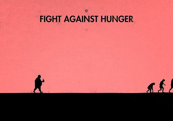 99 Steps of Progress - Fight against hunger by maentis