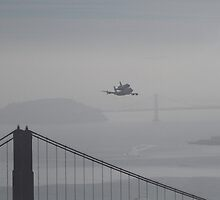 Farewell Endeavour - San Francisco by fototaker
