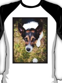 Jessie the Jack Russell Terrier: It's All About the Ball T-Shirt