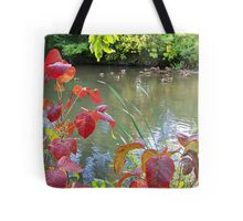 Fowl Weather Tote Bag
