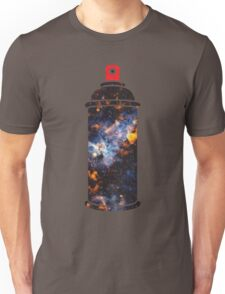 Cosmic Graffiti Unisex T-Shirt