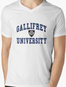 Gallifrey University Mens V-Neck T-Shirt