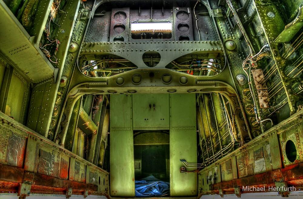 Open Doors by Michael  Herrfurth