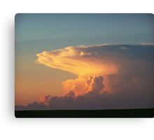 Towering Inferno Canvas Print