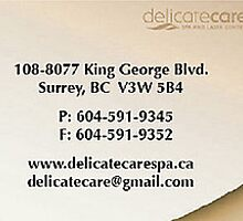 Delicate Care Spa And Laser Center by georgemponder21