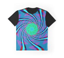 Bold Fusion Graphic T-Shirt