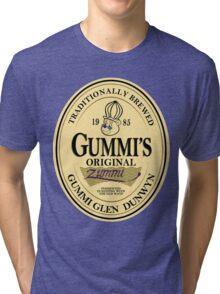 Gummi Stout Tri-blend T-Shirt