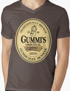 Gummi Stout Mens V-Neck T-Shirt