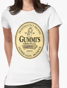 Gummi Stout Womens Fitted T-Shirt