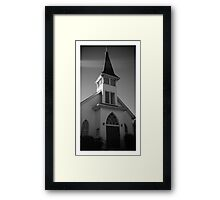 Tate First United Methodist Church Framed Print