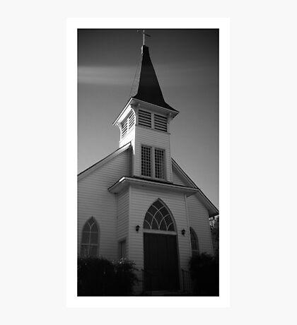 Tate First United Methodist Church Photographic Print