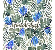 Tropical Wanderlust – Periwinkle by Cat Coquillette