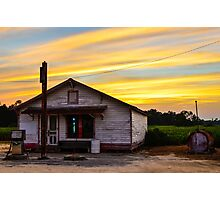 Mr. Anderson's Country Store Photographic Print