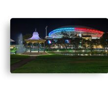 Adelaide Pays Tribute Canvas Print
