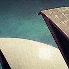 Sydney Opera House by NinaJoan