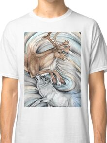 The Hunter and Hunted Classic T-Shirt