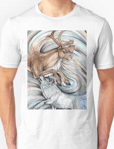 The Hunter and Hunted Unisex T-Shirt