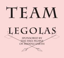 Team Legolas Kids Clothes
