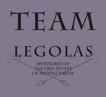 Team Legolas Kids Clothes