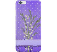 Lily of the Valley (iPhone case) iPhone Case/Skin