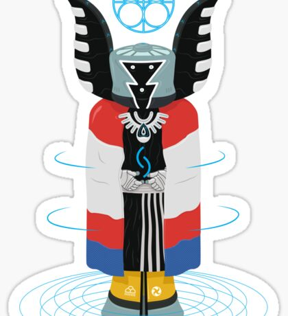 Kachina Sticker